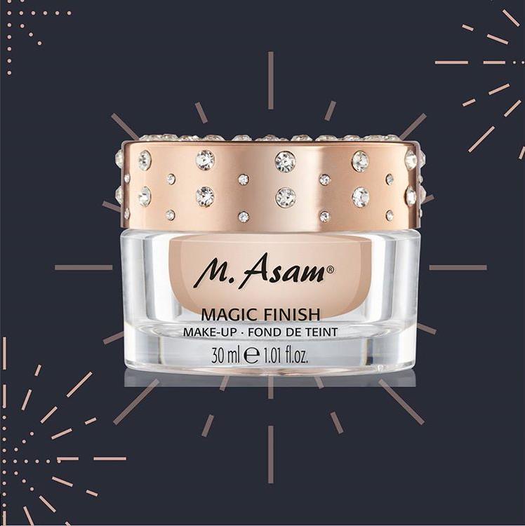 MAGIC FINISH Makeup Mousse Fond de teint, Teint, Visage