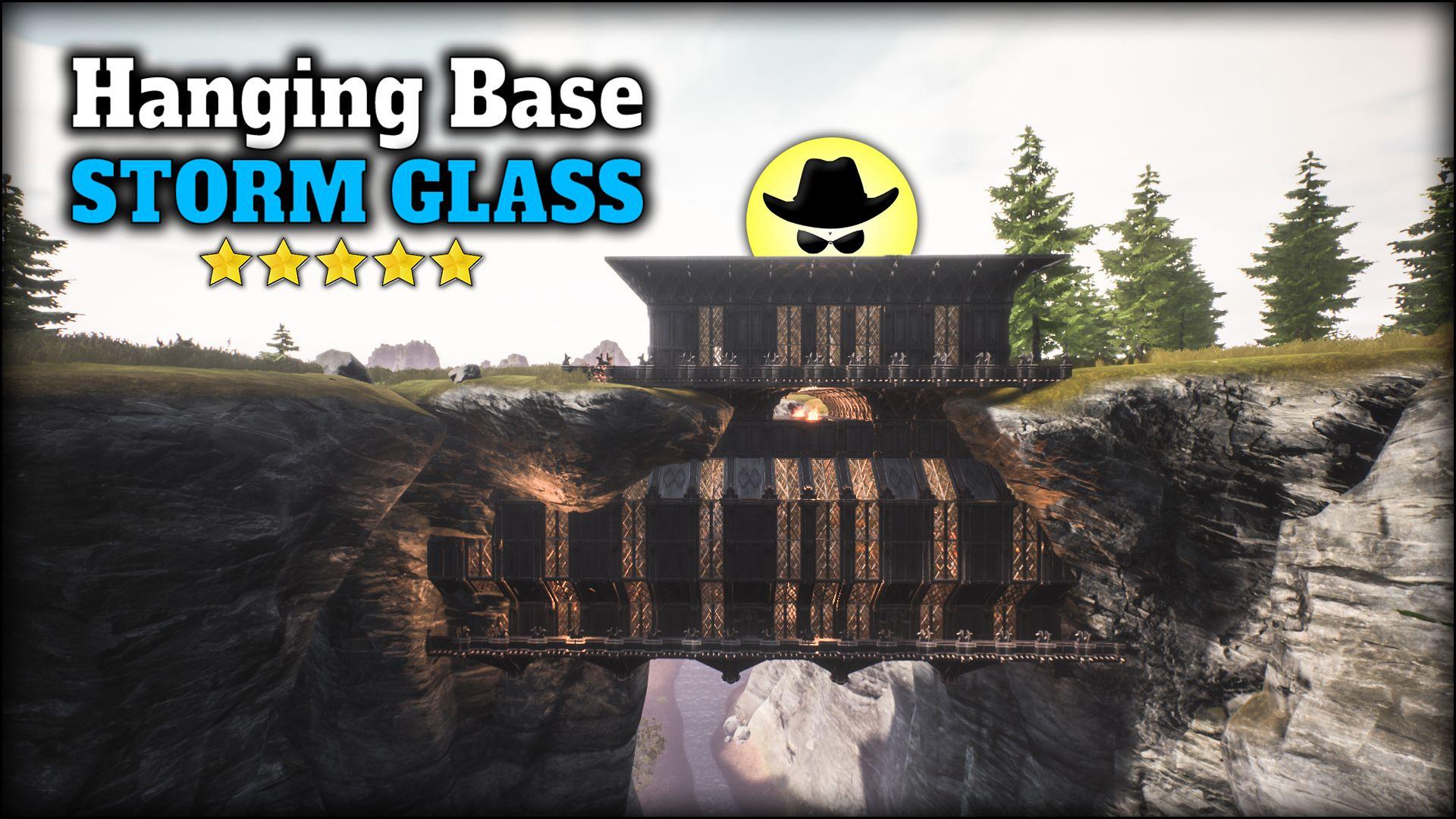 Hanging Base Storm Glass Conan Exiles Isle Of Siptah
