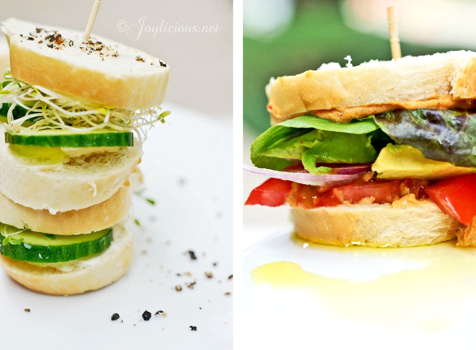 Types of Sandwiches | you can make all different types of ...