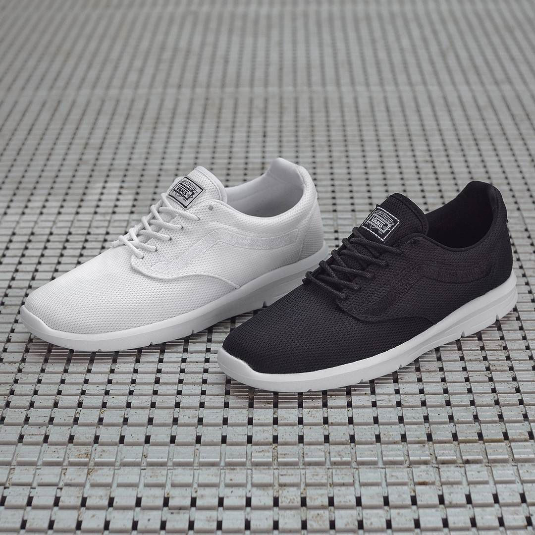e1d1f828d3b91b Get the ultimate off the board comfort with the  Vans ISO 1.5 Now available  at JD in two monochrome editions for men. ( codes  056647 056623) by ...