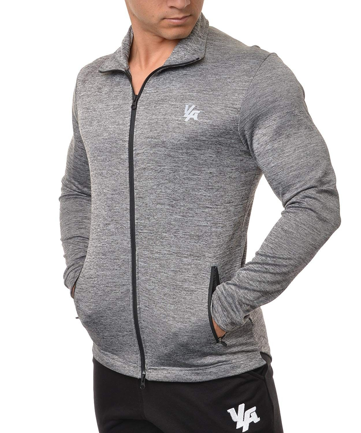 Light Running Jacket For Men Men S Outwear And Fitness Apparel 508 Grey Cu18c6tuzkc Size Small Mens Outwear Running Jacket Workout Clothes [ 1500 x 1250 Pixel ]