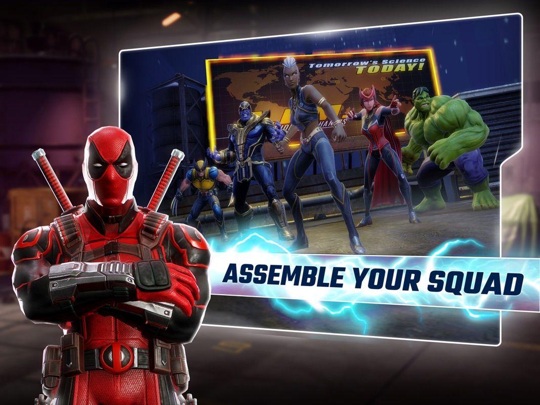 Marvel strike force hack no survey without human