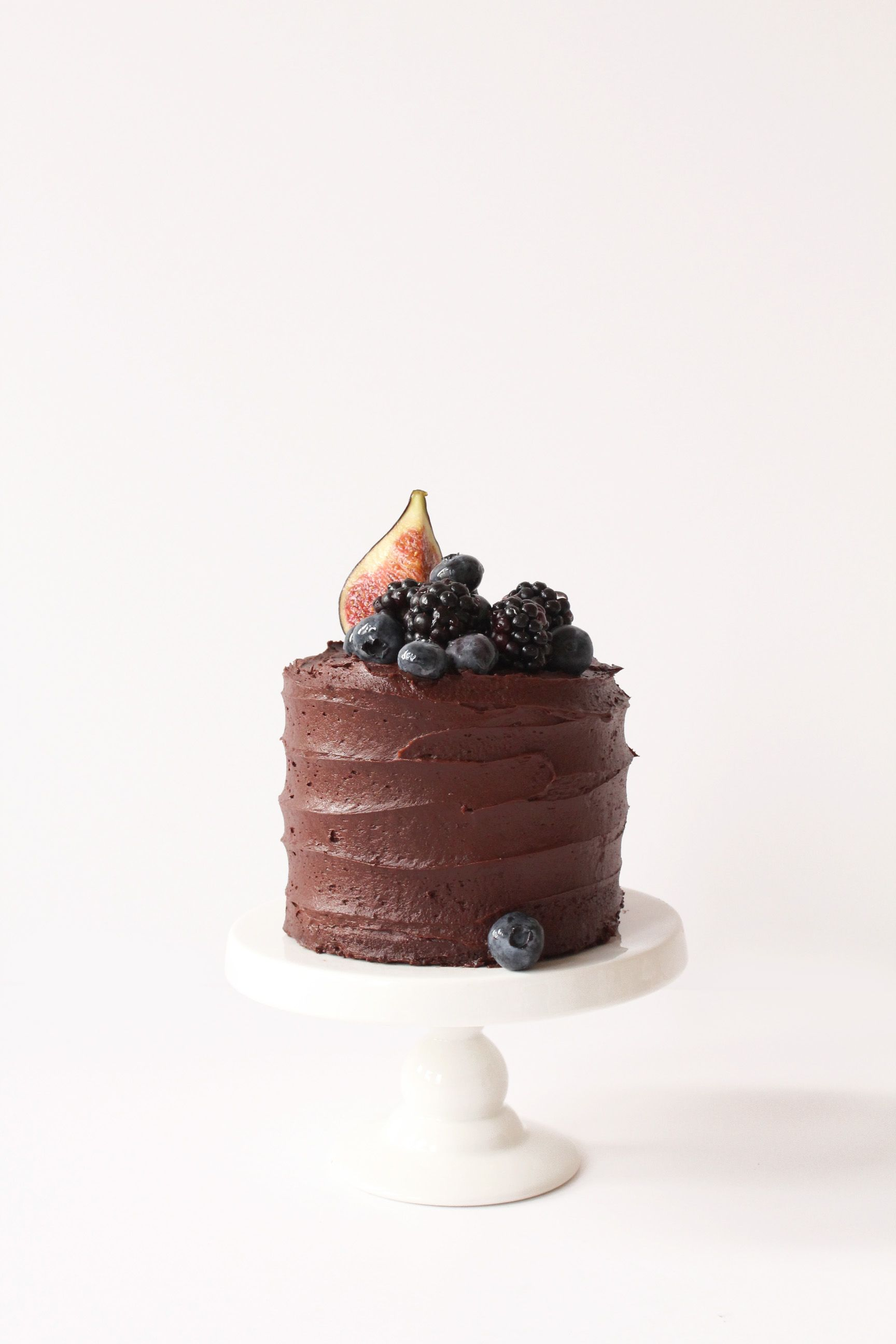Devil's Food Cake With Black Pepper Boiled Icing Recipes — Dishmaps