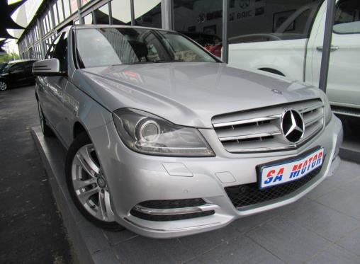 MercedesBenz CClass sedans for sale in Gauteng