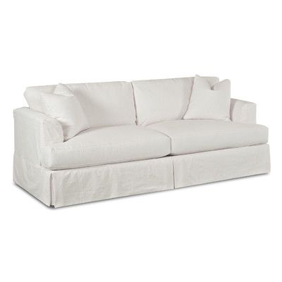 Carly Sofa Slipcovered Sofa Wayfair Custom Upholstery Sleeper Sofa
