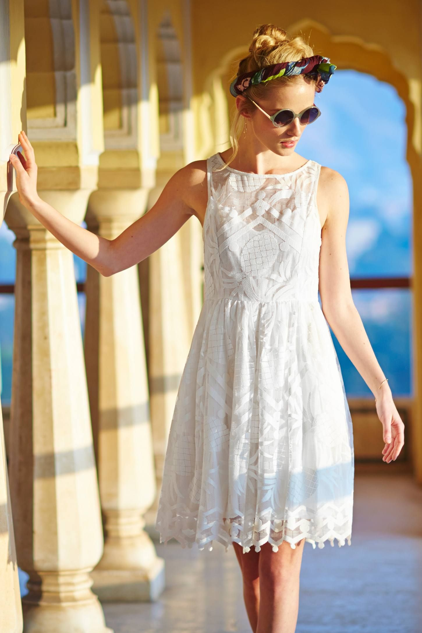 Pina lace dress anthropologie my style pinterest lace