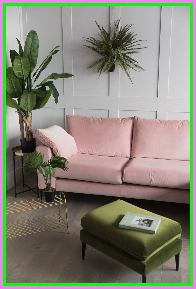 52 Reference Of Small Corner Sofa Pink In 2020 Pastel Living Room Living Room Green Living Room Colors