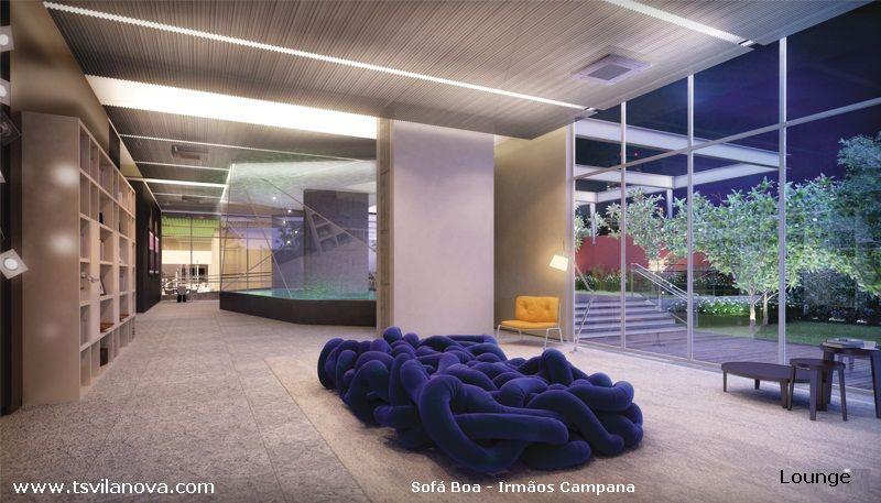 VILA NOVA Luxury Home Design -Apartamentos 1 e 2 suítes de 67a190m² ...