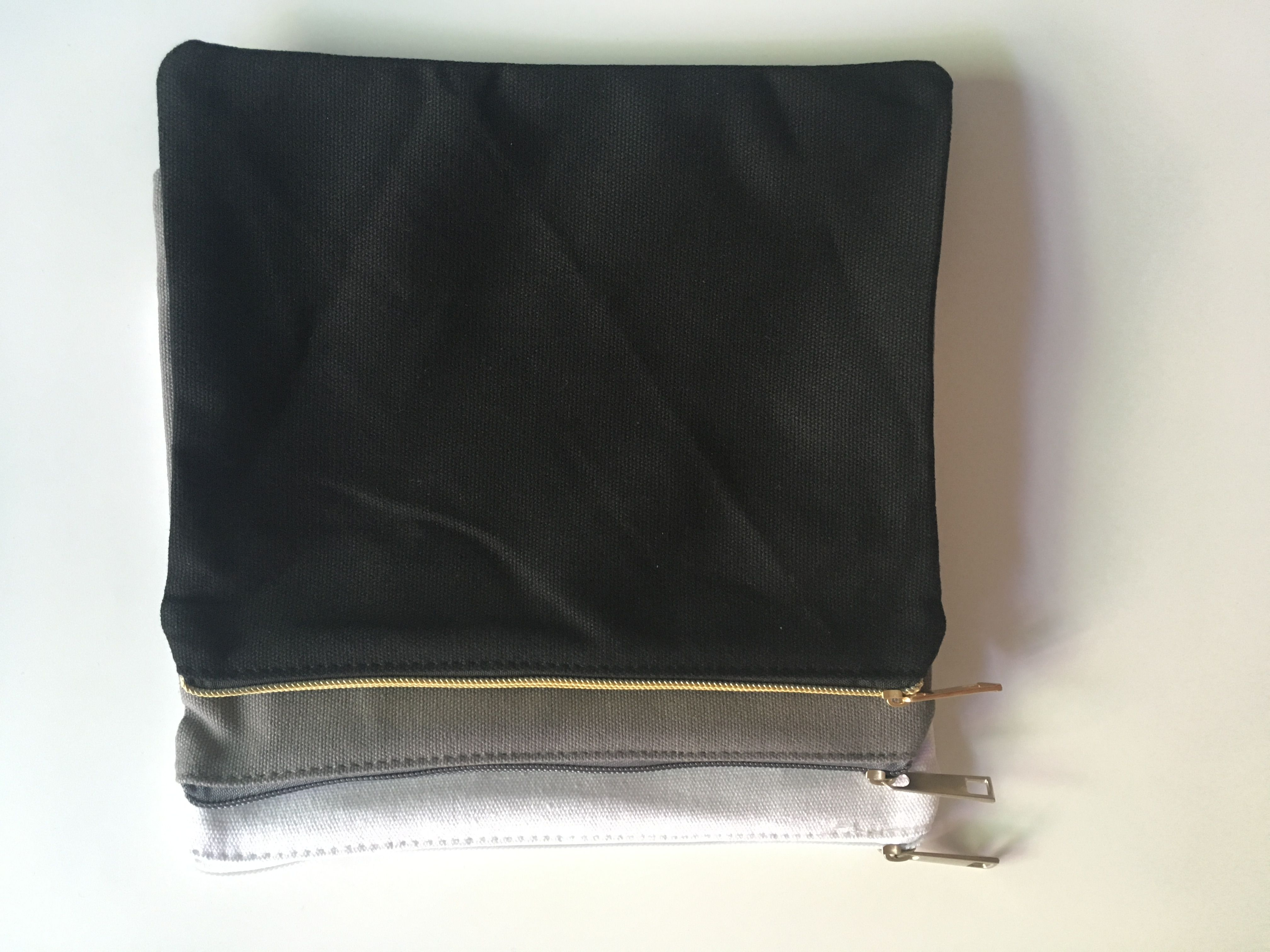 9*7 inch blank wholesale cosmetic bag Cotton bag, Bags