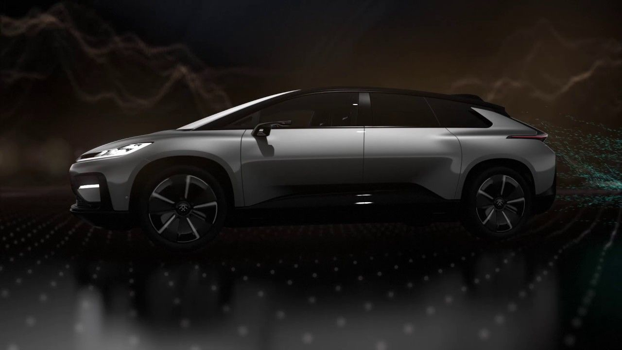 Ff 91 A New Breed Of Electric Vehicle Youtube With Images Faraday Future Vehicles Electric Cars