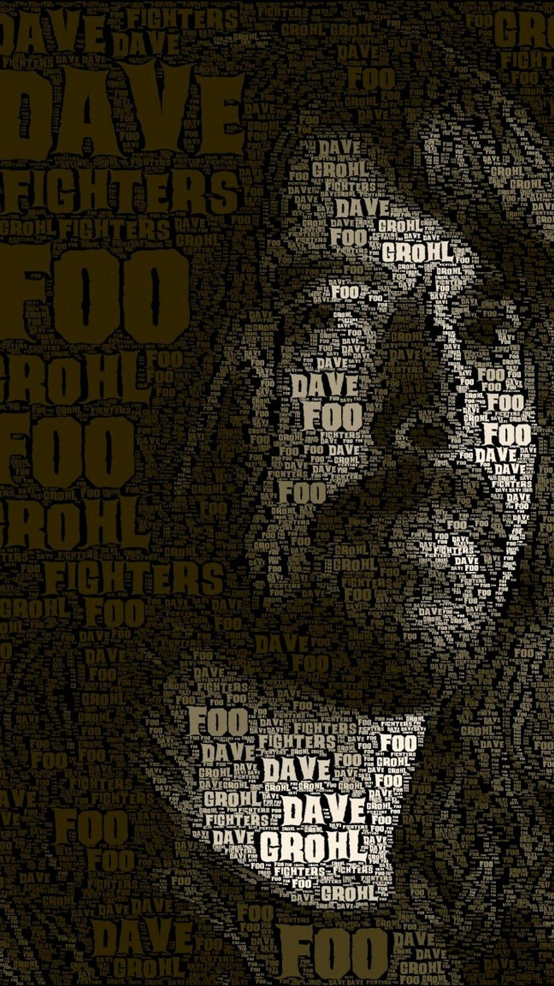 Dave Grohl Foo Fighters Wallpaper IPhone