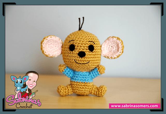 Crochet pattern Roo   Pinterest   Tiere häkeln, Amigurumi und ...