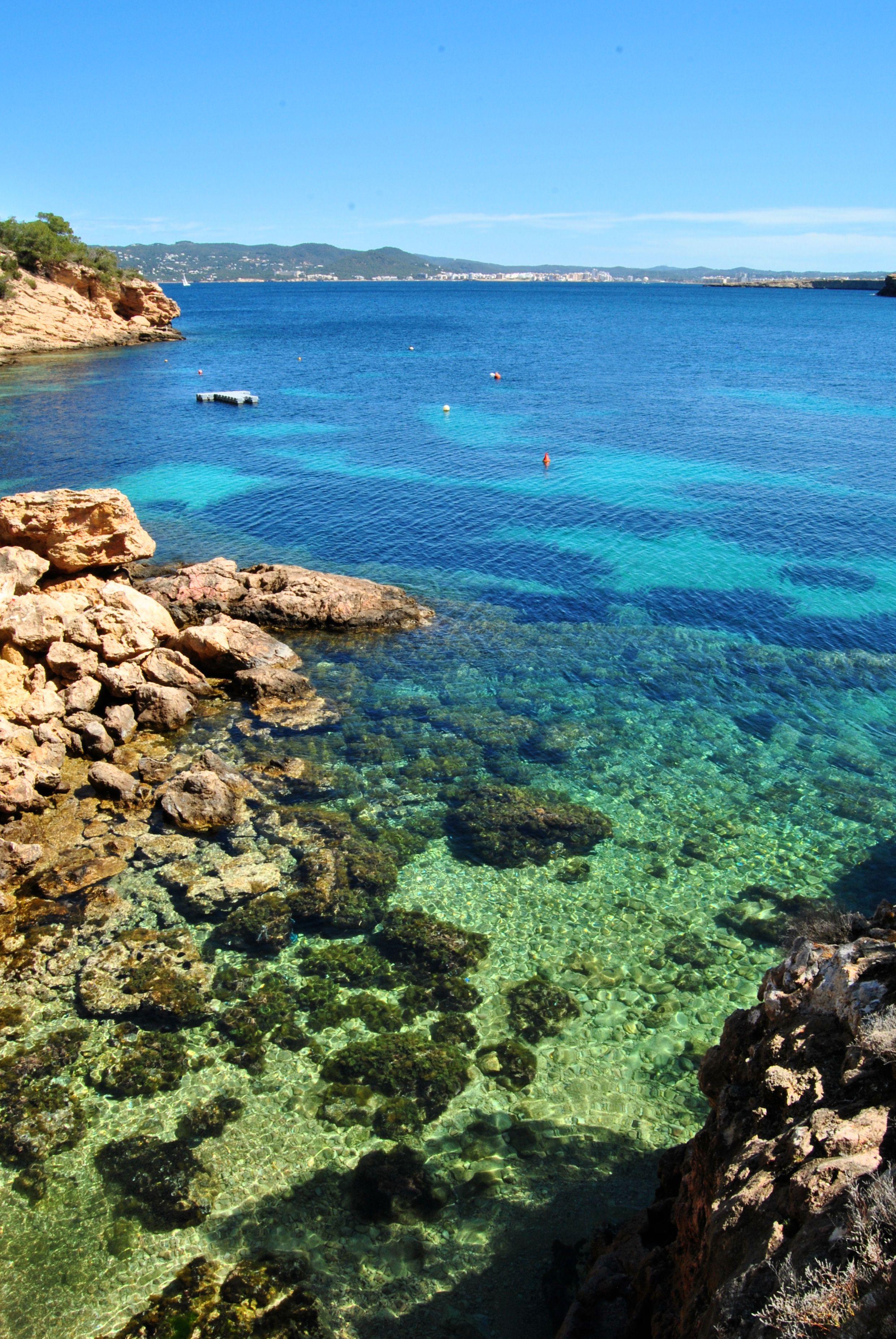 Racons de Cala Bassa, Ibiza | Ibiza | Ibiza beach, Ibiza