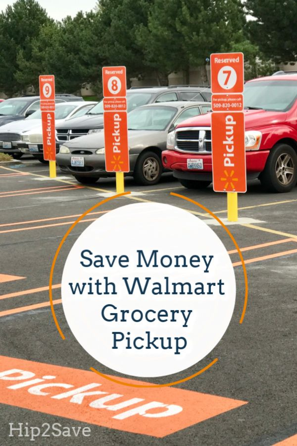 Use This 10 Off 50 Walmart Grocery Pickup Promo Code And See