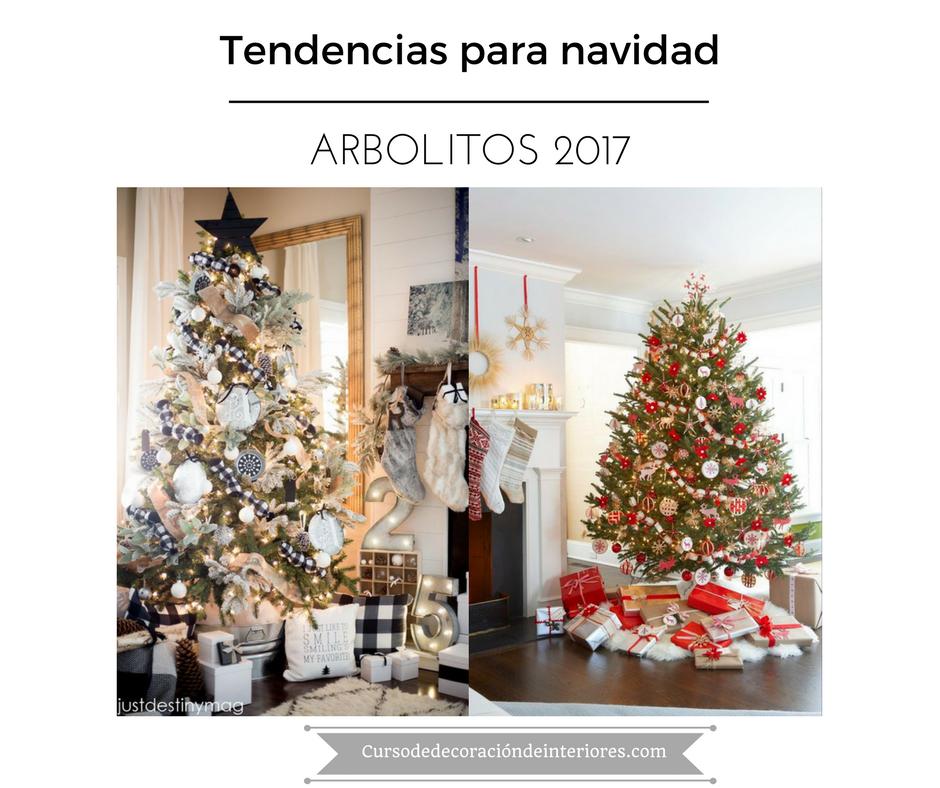 Trends decorate christmas tree 2017 2018 1 how to for Navidad 2017 tendencias decoracion