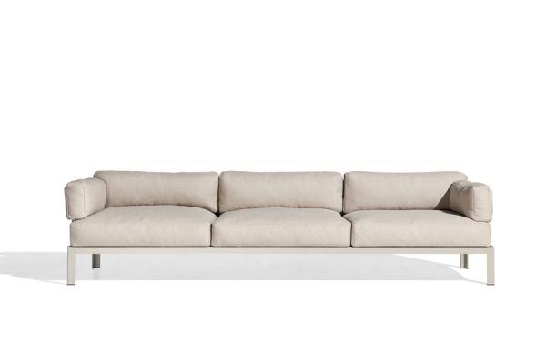 Sofa De 3 Plazas Para Jardines Exteriores Encuentra Mas Sofa En - Sofas-para-jardines-exteriores