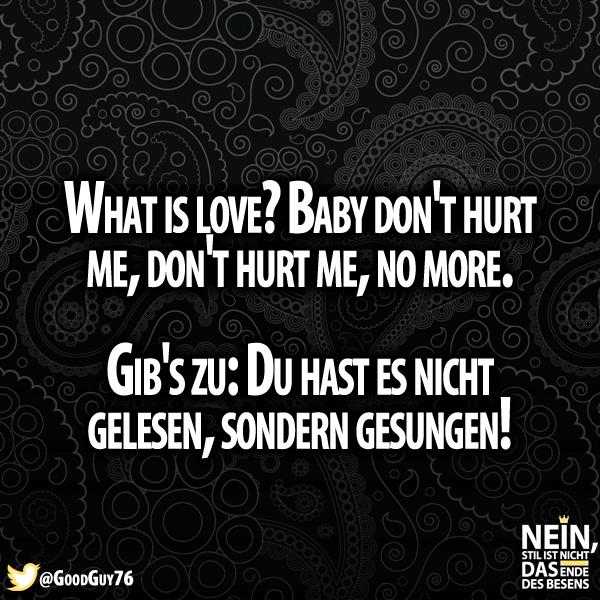 Erwischt! ;) #singen #BabyDontHurtme #lustig #lachen #Sprüche #besenstilvoll