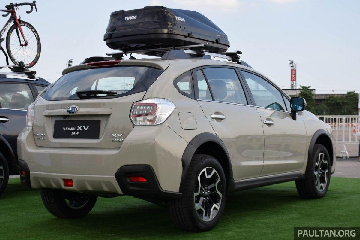 Image 414531 In 2020 Subaru Subaru Crosstrek Tokyo Motor Show