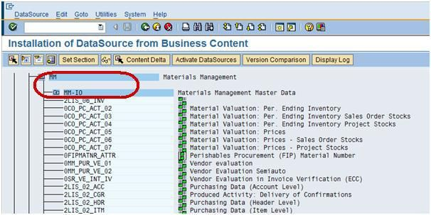 How To Load Transaction Data From ECC? SAP BI Pinterest - vendor evaluation