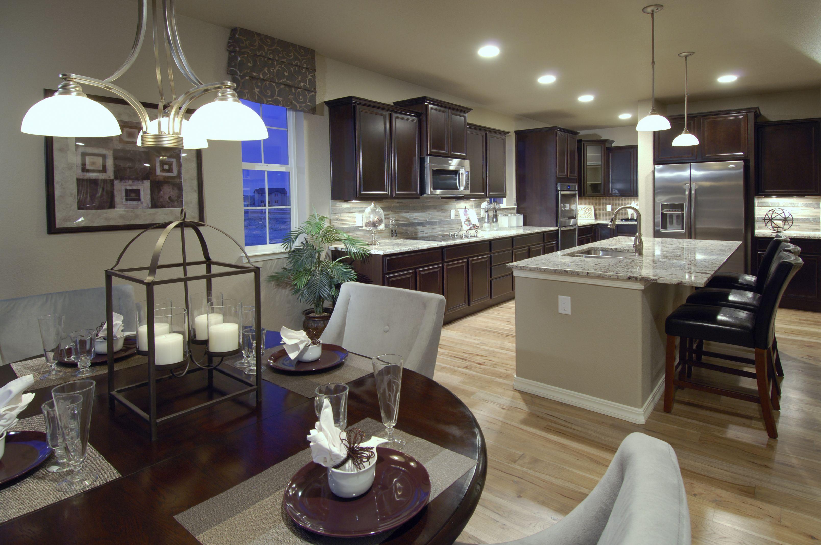Colorado springs model homes