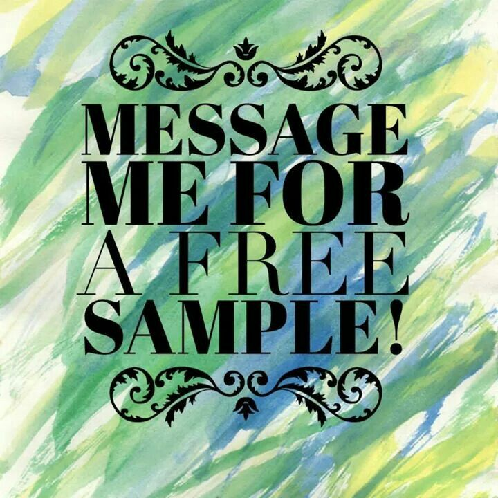 Fill out my Sample Request Form if you want to try them out!   - request form