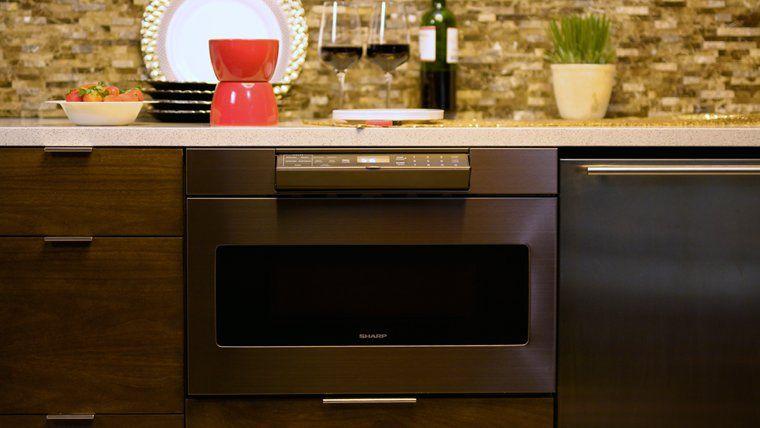 Sharp Microwave Drawer 1 2 Cu Ft