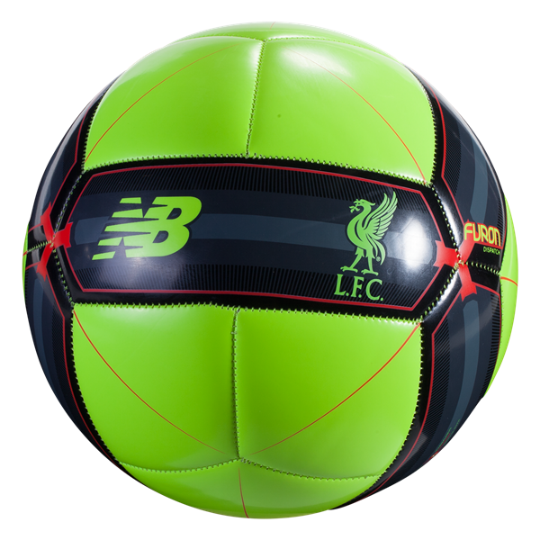 New Balance Liverpool Dispatch Ball 2016 - WorldSoccershop.com  dc94b8d4d1701