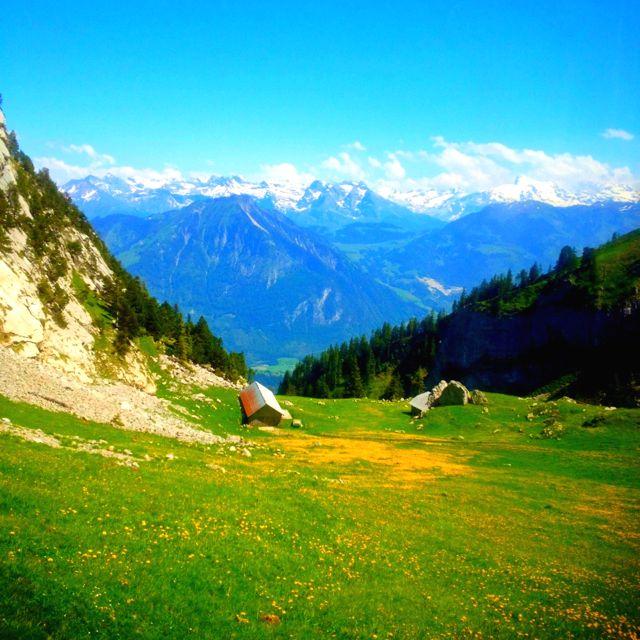 Mt. Pilatus in Switzerland