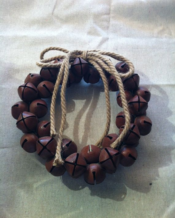 Rustic Bell Wreath