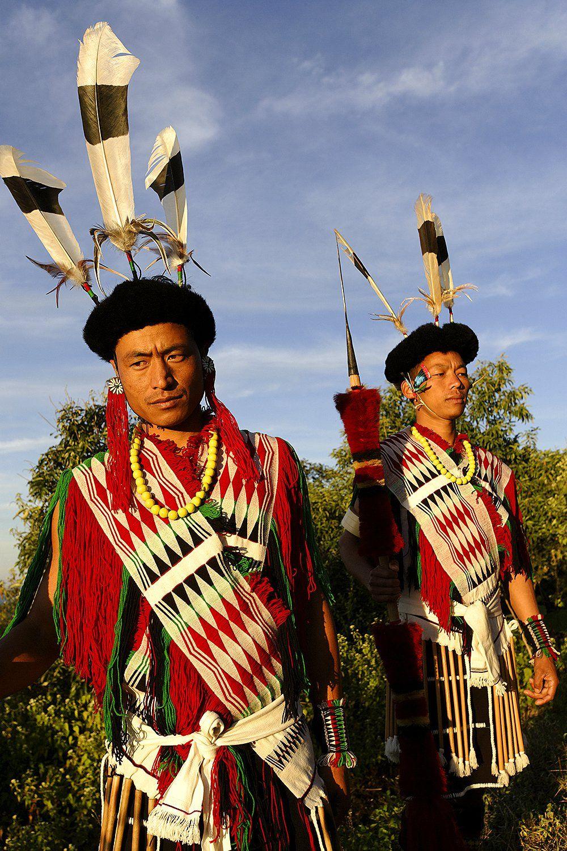 873ca3c9e3 Angami tribal dancers, near Kohima, Nagaland, India by Jim Zuckerman  Photography