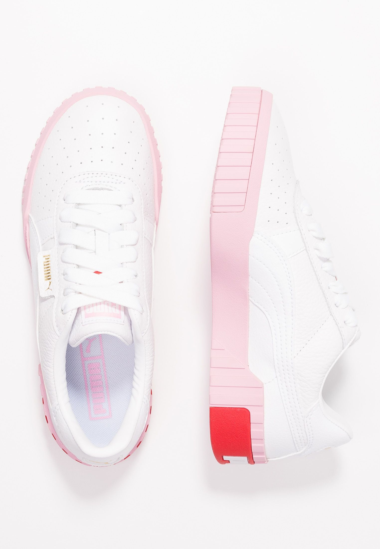 CALI - Baskets basses - white pale pink   ZALANDO.FR 🛒 in 2019 ... 78af157b9
