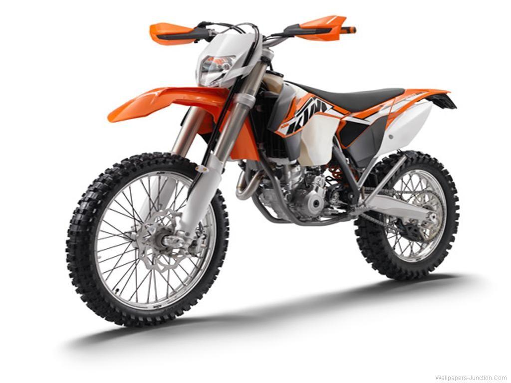 Bikes KTM 500 EXC Wallpapers.html