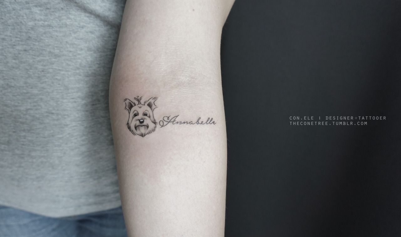 Theconetree Minnie Tattoo Tattoos For Daughters Small Tattoos