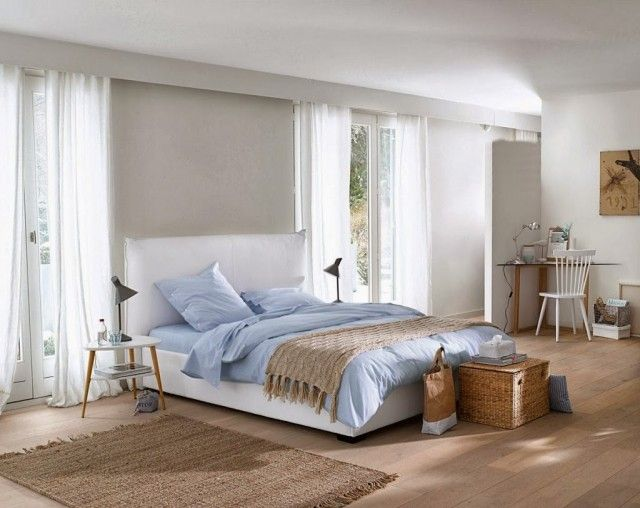 une chambre style scandinave | blog designs, salons and deco