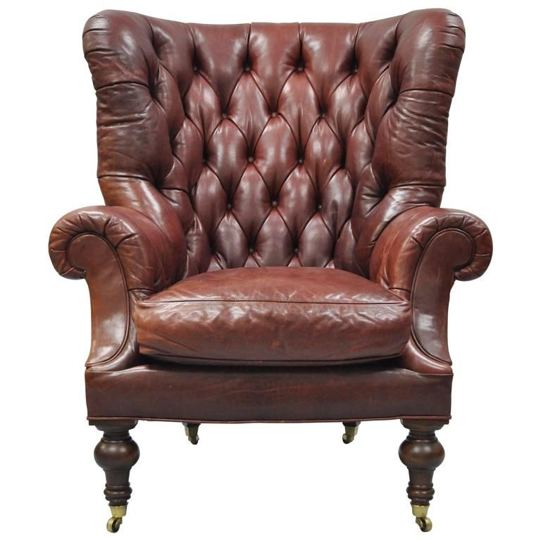 Astounding Lillian August Wingback Chair Oversized Tufted English Short Links Chair Design For Home Short Linksinfo