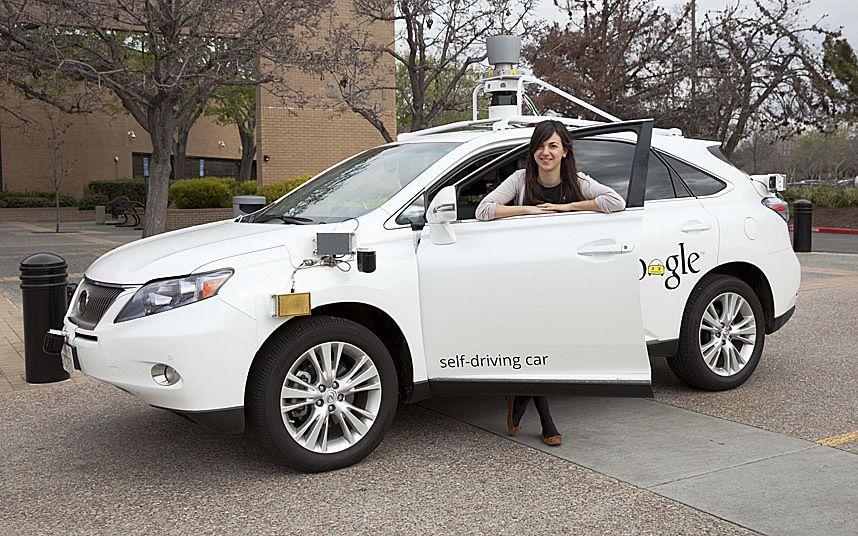 Roadtesting Google's new driverless car Car, Best luxury