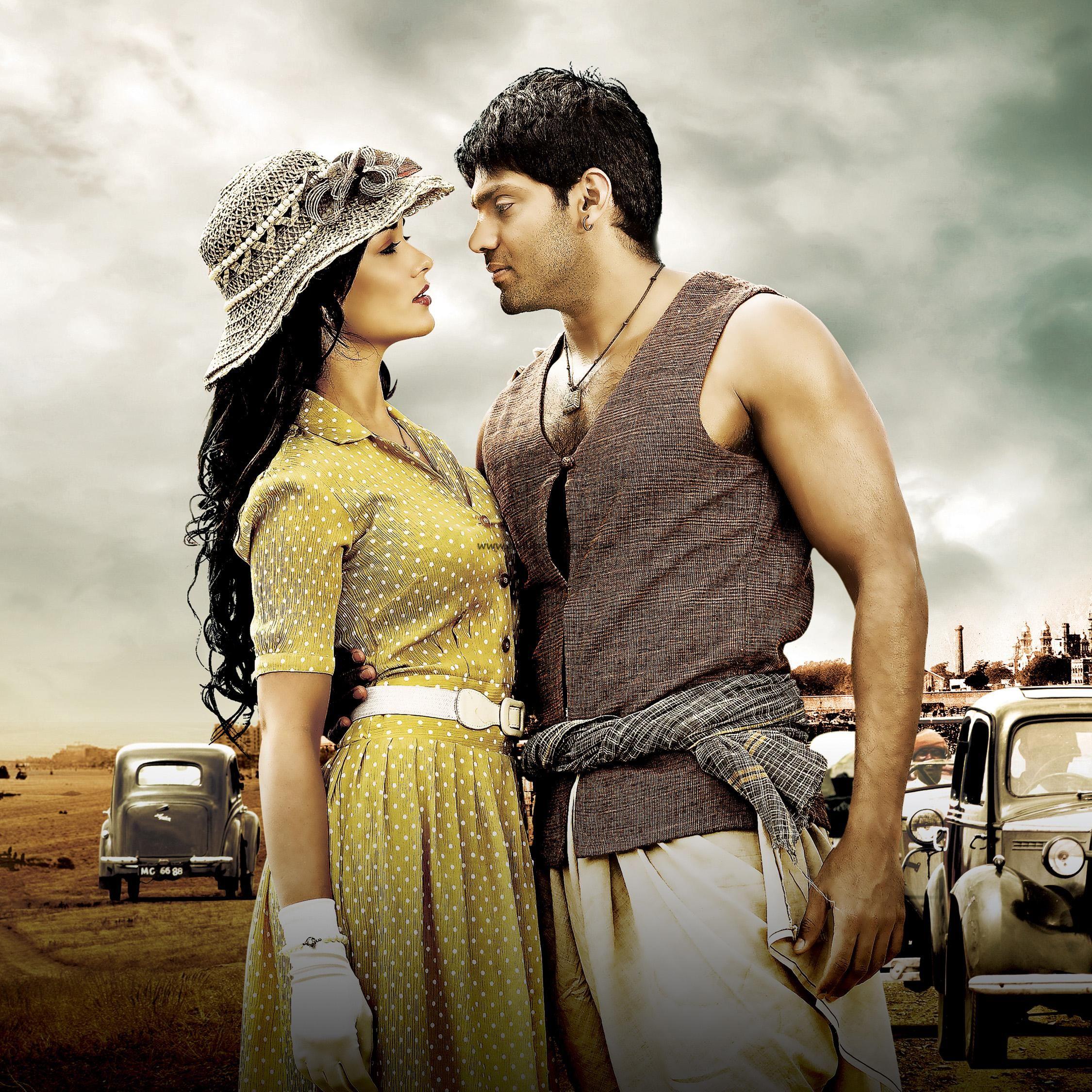 Madrasapattinam (Amy Jackson & Arya) Love story movie