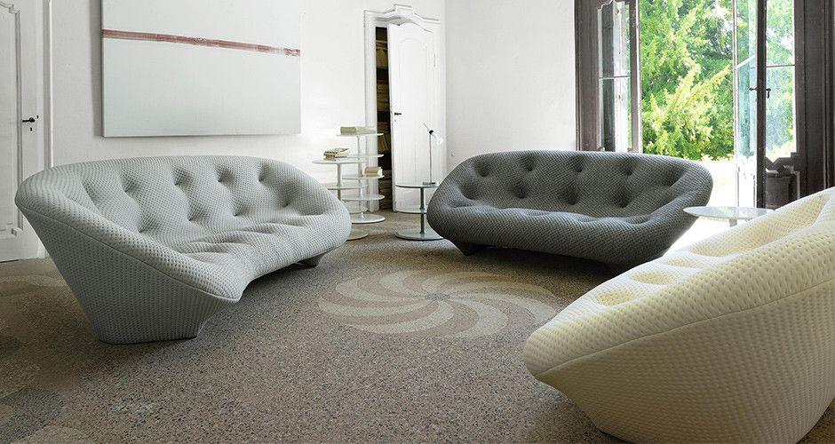 Ploum Sofa Set by Ligne Roset Modern Sofas Los Angeles | Paramount ...