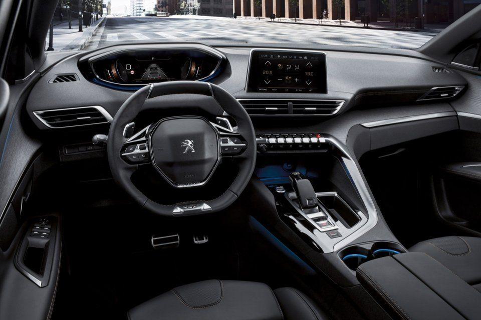 Photo Interieur I Cockpit Peugeot 5008 Gt Line 2017 Photos