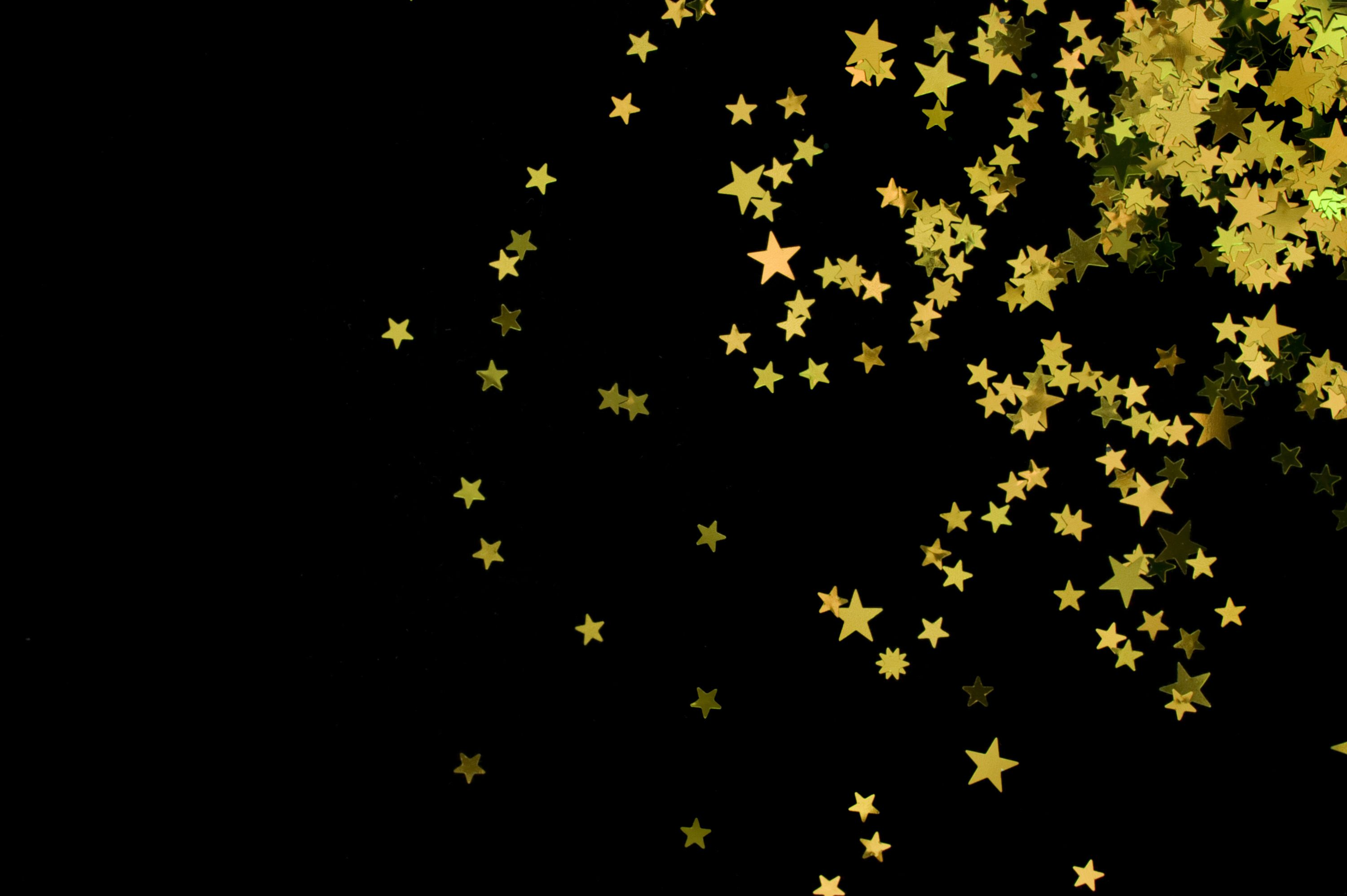 Yellow Christmas Yellow And Black Background Free Download Photos Images Pictures Gold Glitter Background Black Glitter Wallpapers Glitter Background