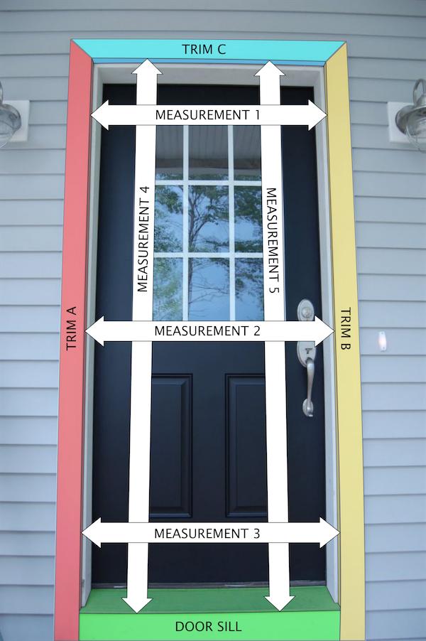 How To Measure For Screen Door Screendoors Com Diy Screen Door Wood Screen Door Diy Door