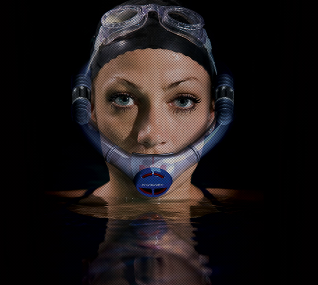 Attention all swimmers! A device that allows you to swim without turning your head to breathe. What do you think?