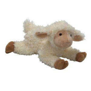 "Gund Curl Eq 7"" Lamb Plush"
