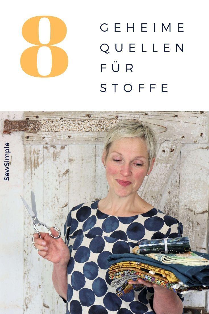 Photo of 8 geheime Quellen für Stoffe: Günstig bis kostenlos