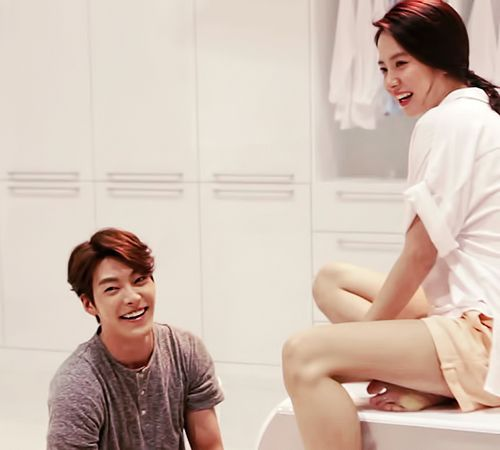 Samsung house song ji hyo dating