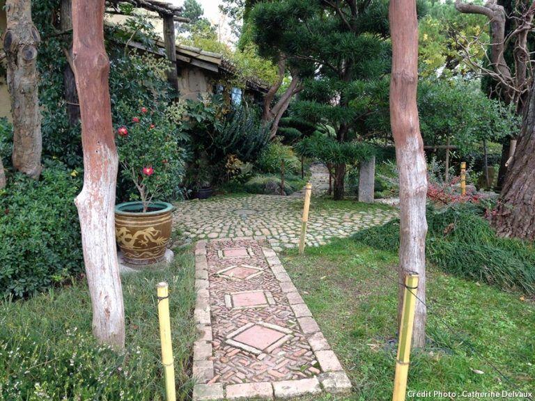 Portique De Jardin Japonais Meilleur Photos Zen D Erik Beaux
