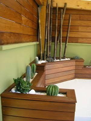 decorando con bambu - Google Search #DecoracionconPlantas macetas - decoracion con bambu