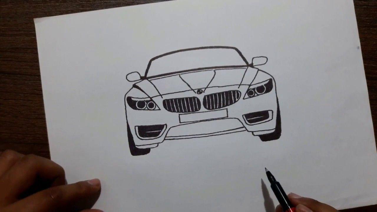 How To Draw Bmw Car Applikationsvorlage Journaling Ideen Applikation Vorlagen
