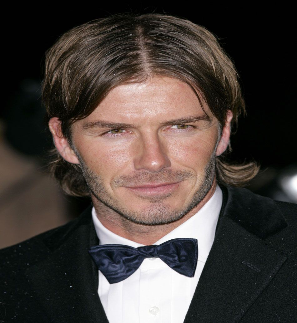 david beckham long hair chesti de imbracat 2 pinterest. Black Bedroom Furniture Sets. Home Design Ideas