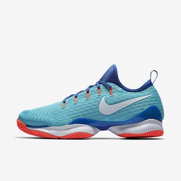 Nike Air Zoom Ultra React HC Tennis Shoes Mens 12 Polarized Blue ...